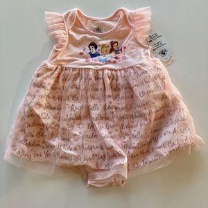 Baby girl's Disney Princess Dress